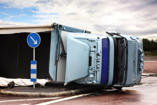 Hire an Oklahoma Truck Accident Attorney from Burch, George & Germany to handle your complex case.