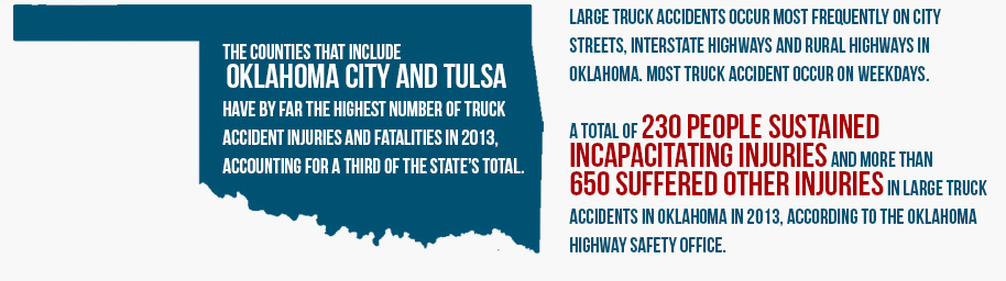 Oklahoma Truck Accident Attorney