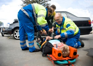 What to do after a car accident? Call 911 immediately. Car accidents Oklahoma.