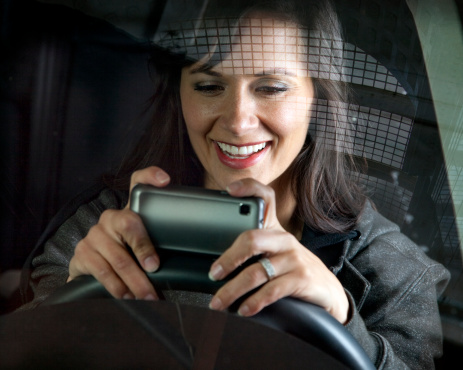 Texting and Driving Accidents in Oklahoma