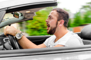 What is aggressive driving and the examples of aggressive driving.