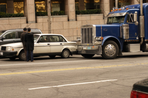 Hit by a truck driver? Our Oklahoma truck accident lawyers can help.