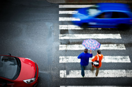 Our Oklahoma City car accident lawyers report that Oklahoma City ranks high in the list of most pedestrian accidents.