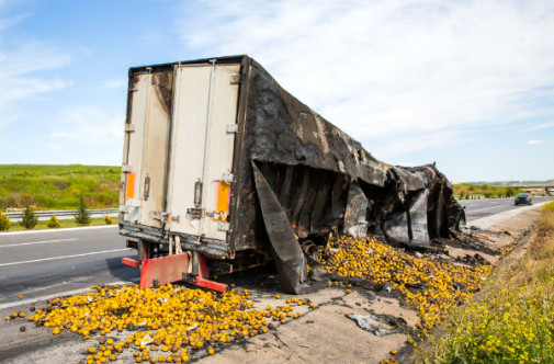 Our Oklahoma truck accident attorneys list safety tips when sharing the road with large trucks.